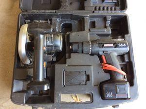"Craftsman 3/8"" Drill, cordless, Circular Saw 5 1/4 for Sale in Clovis, CA"