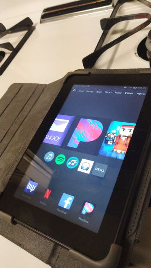 Kindle fire 7 for Sale in Sacramento, CA