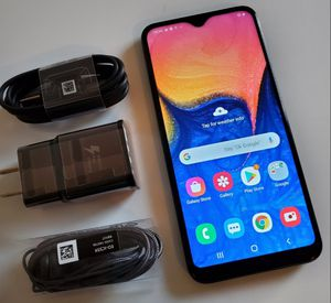 Samsung Galaxy A10E , Unlocked for All Company Carrier, Excellent Condition like New for Sale in Springfield, VA