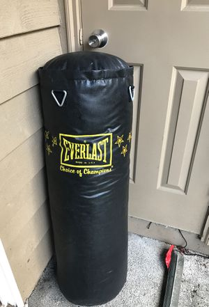 Punching bag for Sale in Everett, WA