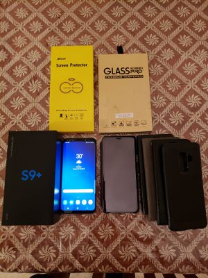 SAMSUNG GALAXY S9+ AT&T LIKE NEW for Sale in Cleveland, OH