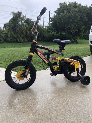 Tonka Dual Shocks kid's Children's Bicycle- Ages 2 - 5 Mountain Bike for Sale in FL, US