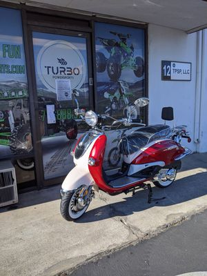 BMS scooters on sale at turbopowersports 150cc order online for Sale in Grand Junction, CO