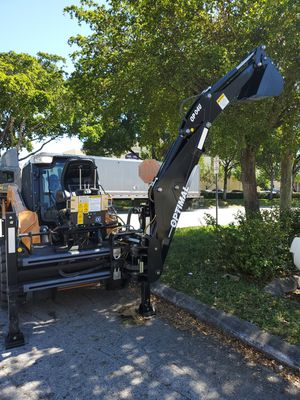 backhoe skidsteer bobcat for Sale in Miami, FL