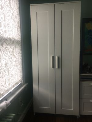 IKEA wardrobe with two shelves for Sale in Boston, MA