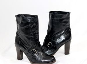 Marni black leather boots for Sale in Decatur, GA