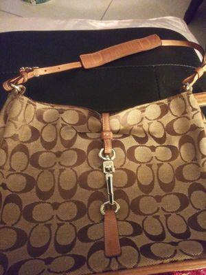 Purse Coach brand shoulder bag for Sale in Hollywood, FL