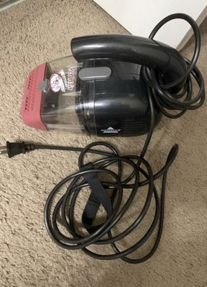 Bissell 33A1 Pet Hair Eraser Corded Hand Vacuum Small for Sale in Hialeah, FL