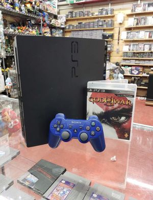 PlayStation 3 PS3 with God of War for Sale in Houston, TX