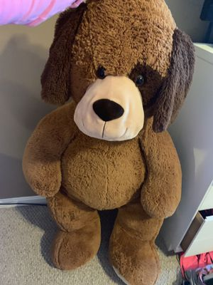 giant dog stuffed animal for Sale in Dartmouth, MA
