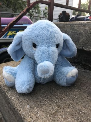 Cute blue elephant toy for Sale in Parkville, MD