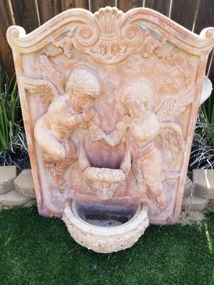 Water fountain Angels and Lions for Sale in Lakeside, CA