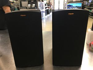 Klipsch Speaker (Pair) for Sale in Orlando, FL