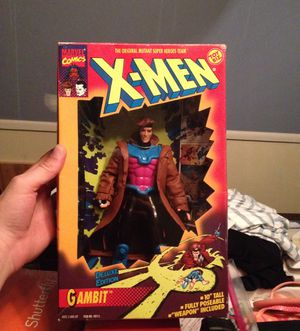 Gambit (X-Men) action figure for Sale in Linthicum Heights, MD
