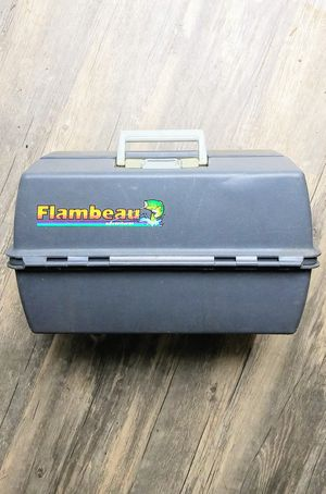 Large fishing tackle box for Sale in East Amherst, NY