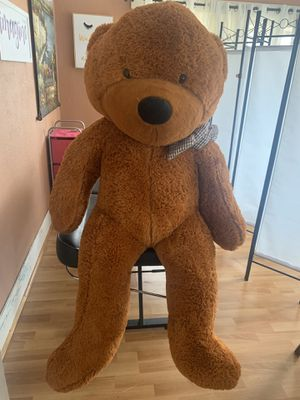 Teddy bear 5 feet! for Sale in Glendale, CA
