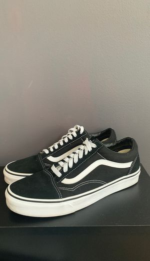 Vans (size 9) for Sale in Darien, IL