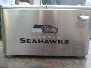 Seahawks cooler for Sale in Elma, WA