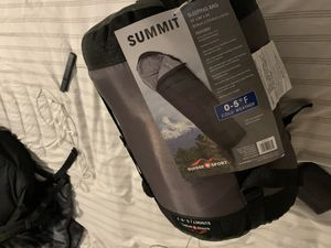 Summit sleeping bag for Sale in Los Angeles, CA