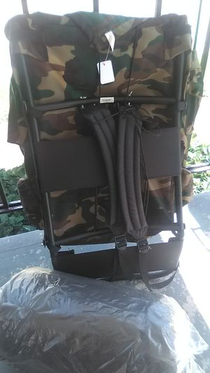 Hiking Camping Fishing Backpack and sleeping bag for Sale in N BELLE VRN, PA