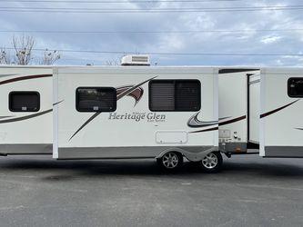2013 Forest River Glen Heritage 312QBUD for Sale in Lakeland,  FL