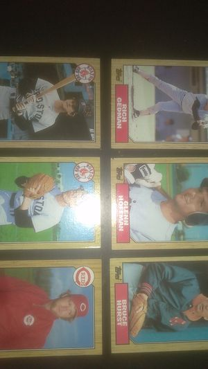 1987 baseball cards for Sale in Portland, OR