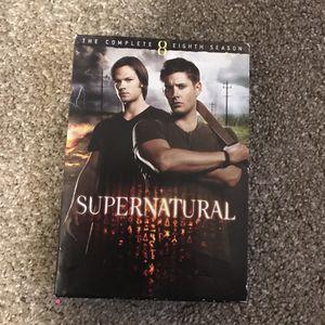 Supernatural Season 8 for Sale in Federal Way, WA