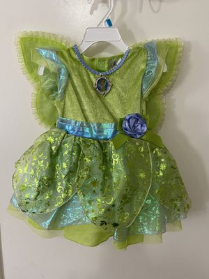 Tinkerbell costume 12-18M for Sale in Long Beach, CA