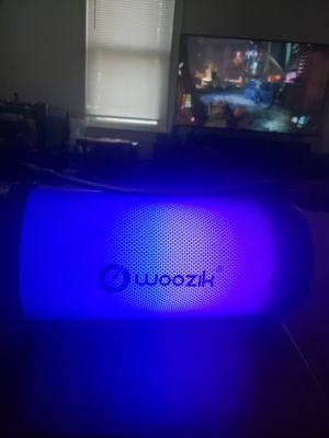 Woozik speakers for Sale in Williamsburg, MI