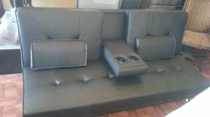 BRAND NEW BLACK FUTON for Sale in St. Louis, MO