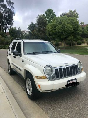 2005 Jeep Liberty LIMITED (142K miles) for Sale in San Marcos, CA