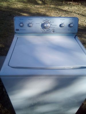 Maytag centennial washing machine eco co serve for Sale in Colorado Springs, CO