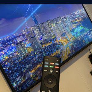 55 Inch Vizio flat Screen Tv for Sale in Granite Falls, WA