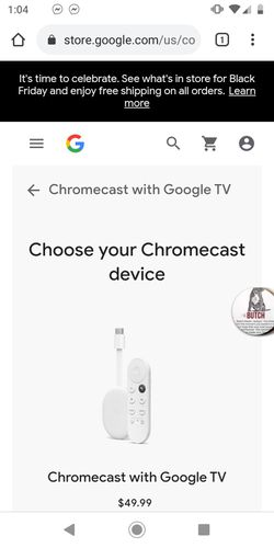 Chrome cast for Sale in Frederick,  MD