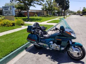 Cruising / touring motorcycle, 1996 Honda Goldwing SE for Sale in Long Beach, CA