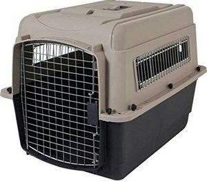 Essentials lg plastic dog crate 3.5•2.5•2.5 for Sale in Richmond, VA