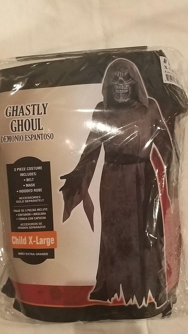 Ghastly Ghoul Child