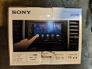 Sony xav-v10bt for Sale in Highland Springs, VA
