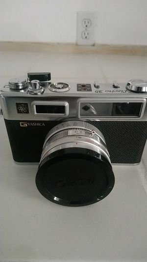 Yashica electro 35 for Sale in Aptos, CA
