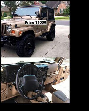 ֆ1OOO Jeep Wrangler for Sale in Oceanside, CA