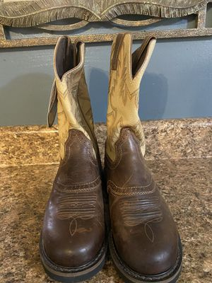Justin Boots Original Work Boots 9.5 D NWT for Sale in Spring Hill, FL