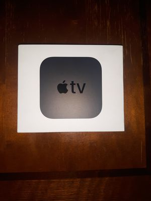 Apple TV 4th Generation for Sale in North Chesterfield, VA
