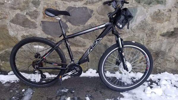 Stonewall Ebikes - Custom Built Electric Bicycles—> K2 ZED 4.4 Ebike with a Brand new 500Watt geared motor / 8.8amp hour battery electric bicycle