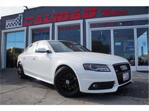 2012 Audi S4 for Sale in Concord, CA