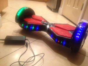 8 Inch Lambo Bluetooth HoverBoard for Sale in Henderson, NV