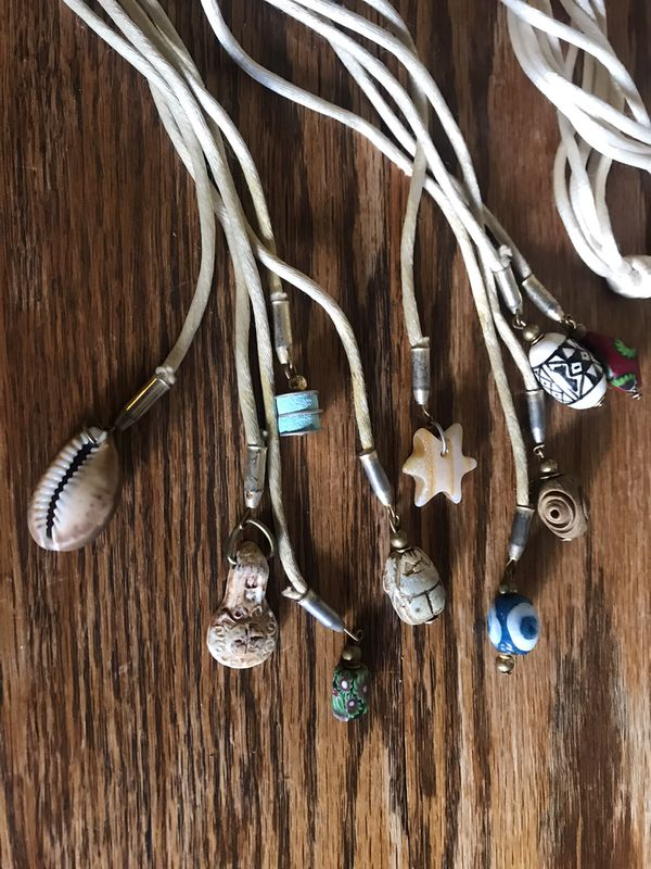 Art belt or necklace