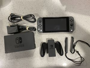 Nintendo Switch Gray - Certified Refurbished for Sale in Los Angeles, CA