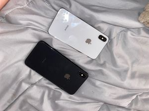 iphone x & iphone xsm for Sale in San Diego, CA
