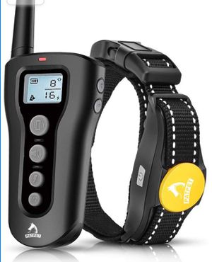 Dog training collar waterproof for Sale in Los Angeles, CA