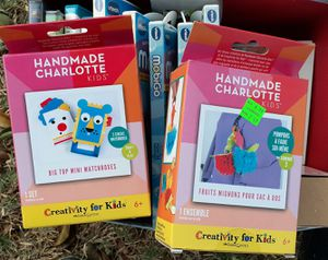 Handmade Charlotte Crafts for Kids for Sale in Montebello, CA